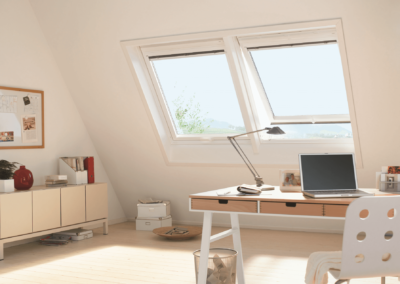Velux Systemlösung Zwilling